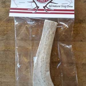 Brown Dog Antler chew