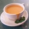 Homemade soup at Brown Dog Coffee Company in Buena Vista and Salida, Colorado