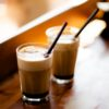Brown Dog Coffee BOGO special, buy one get one free Iced Coffee