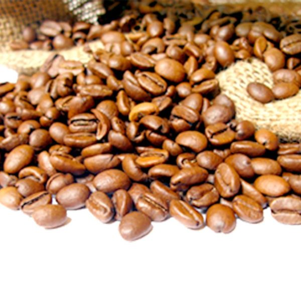 High quality roasted beans