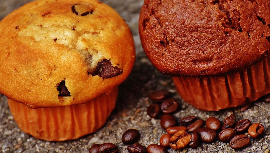 Brown Dog Coffee Pumpkin Muffin Recipe